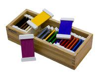 Цветные таблички - ящик №2