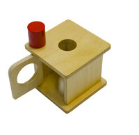 Коробочка с цилиндром
