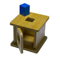 Коробочка с кубом
