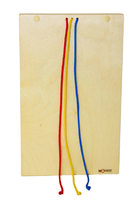 Подставка для плетения косички