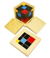 Триномиальный куб (Питер)