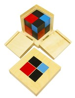 Биномиальный куб (Питер)