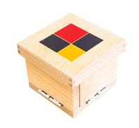 Алгебраический биномиальный куб
