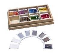 Цветные таблички – ящик №4 (Питер)