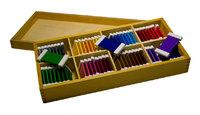 Цветные таблички - ящик №4