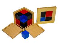 Биномиальный куб