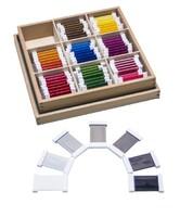 Цветные таблички – ящик №3 (Питер)