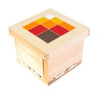 Арифметический триномиальный куб