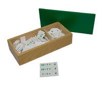 Ящик с примерами на вычитание