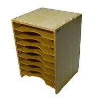 Шкафчик для рамок-вкладышей (8 отделов)