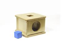 Шкафчик с кубом (Питер)