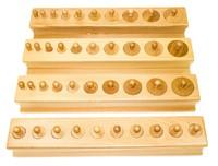 Блоки с цилиндрами - вкладышами (Питер)