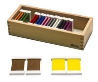 Цветные таблички – ящик №2 (Питер)