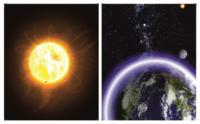 Лента развития Вселенной с карточками