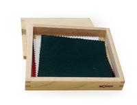 Ящик с тканью