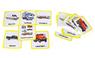 Трехчастные карточки «Грузовой транспорт»