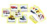 Трехчастные карточки «Специальный транспорт»