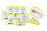 Трехчастные карточки «Внутренние органы»