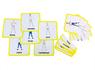 Трехчастные карточки «Тело»