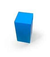 Четырёхугольная призма, в основании — квадрат