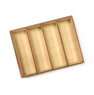 Коробка для карточек на 4 ячейки