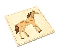 Строение лошади (пазлы)